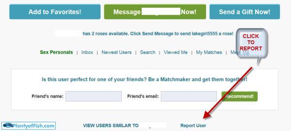 Pof username www com Plenty Of
